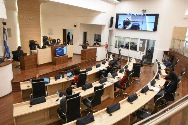 Ayer se presentó el proyecto del nuevo Código en el Concejo.