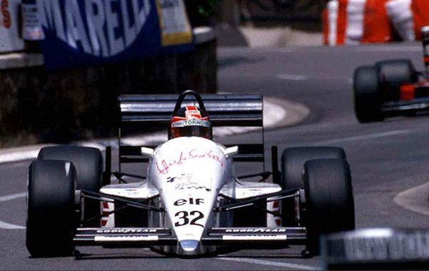 La gran carrera. En Mónaco