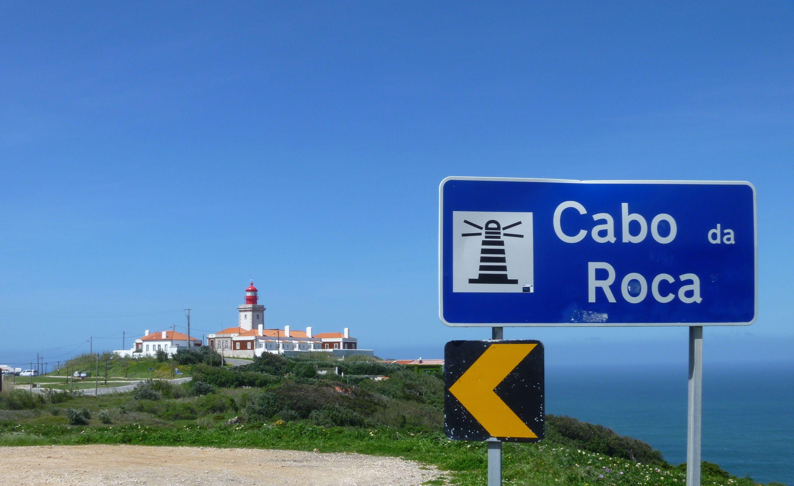 El trágico accidente se registró en Cabo de Roca