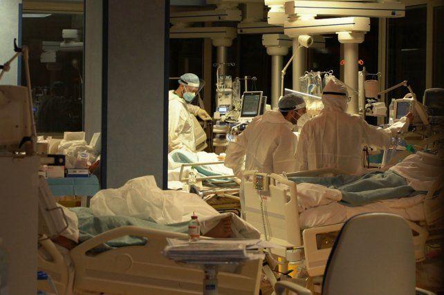 Rosario acumula 3.723 víctimas fatales desde el comienzo de la pandemia.
