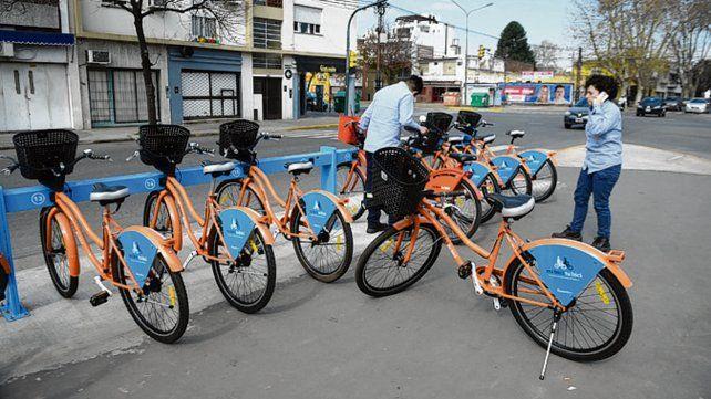 Mi bici tu bici. En la actualidad cuenta con un total de 52 estaciones.