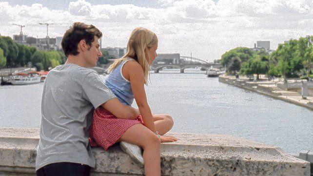 Amanda. La película de Mikhael Hers cuenta la historia de un tío que deberá hacerse cargo de su pequeña sobrina.