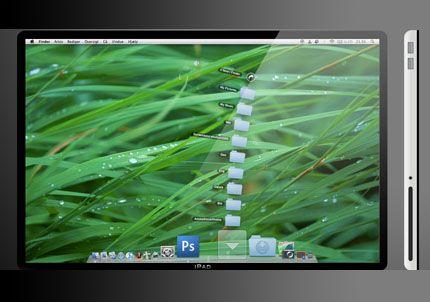La iPad, de Apple, ya está en acción