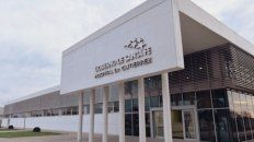 Azul Marchioli, de 19 años, alumbró a su hijo Liam el 17 de septiembre en el Hospital Gutiérrez, de Venado Tuerto.
