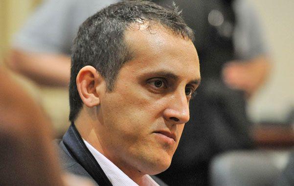 Martín Santoro fue condenado en diciembre pasado por tres crímenes.