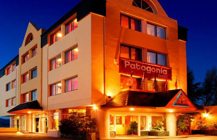 El hotel donde se hospedaba la delegación y habría sucedido el hecho.