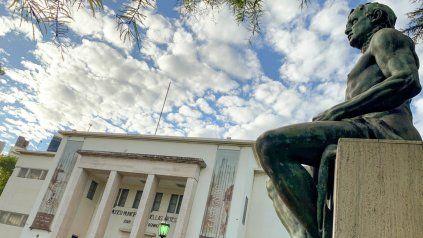 El Museo Juan B. Castagnino uno de los que reabre sus puertas con turnos y protocolos.