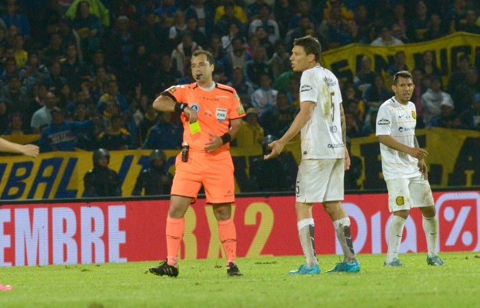 Ceballos todavía lamenta lo ocurrido en la final de la Copa Argentina. Estoy destrozado por lo que pasó aquella noche