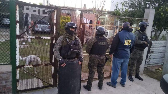 Fueron detenidos los integrantes de La banda del ciruja, que marcaba y robaba casas