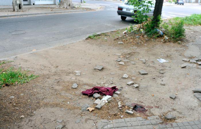 El incidente ocurrió en Sucre y Eva Perón.