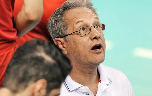 Cambio. Velasco iba a dirigir a Irán en el Mundial. Ahora