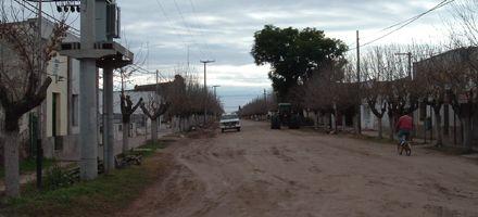 San Eduardo: conmoción por el asesinato de una adolescente de 14 años