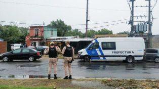 Los allanamientos se realizaron en San Lorenzo