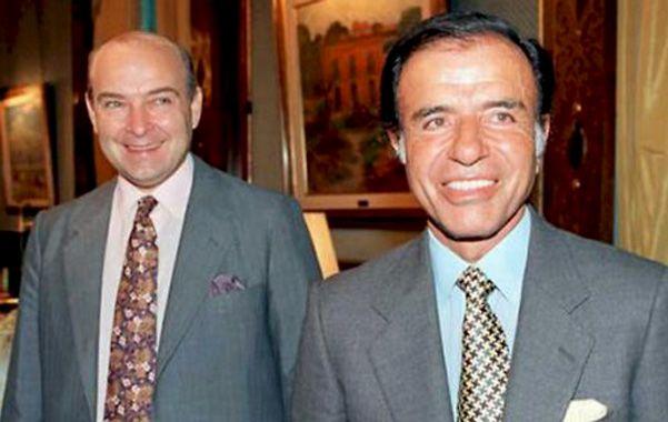 El ex presidente y el ex ministro están imputados por el delito de peculado a causa de la venta del predio ferial de Palermo a la Sociedad Rural.