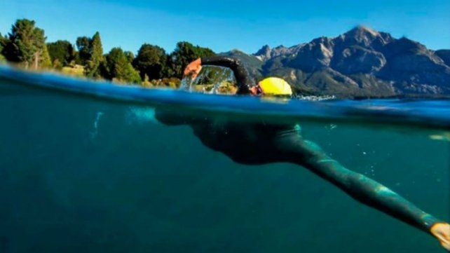 Patagonia Open Water a Bariloche