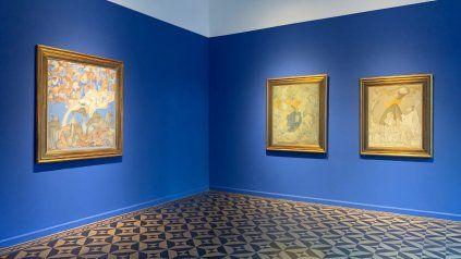 Líquido cielo, una muestra con obras de Juan Grela