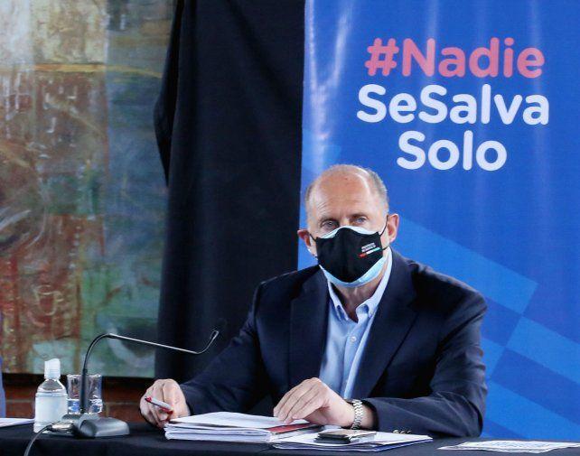 A la espera el anuncio de Perotti, se refuerza la idea de que seguirán las restricciones en la provincia