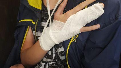 Incitó a su hijo a golpear a un compañero a la salida del colegio Integral de Fisherton