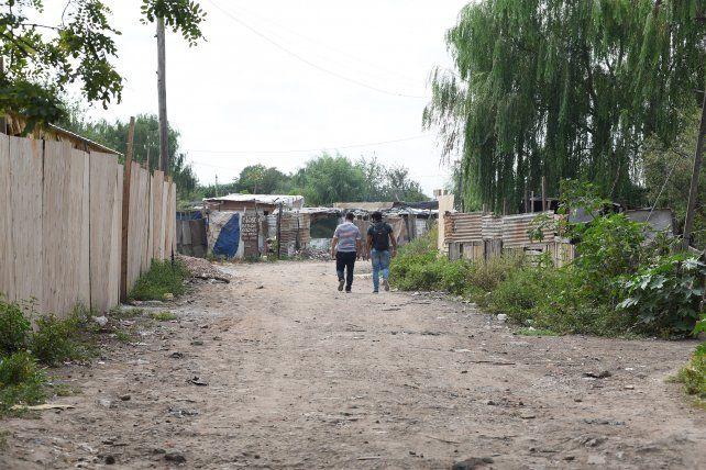 Equipos territoriales realizaron un amplio censo socioambiental en la zona.