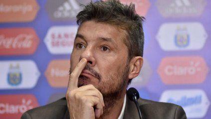 Tinelli dijo que el torneo de primera división comenzará el 16 o el 23 de octubre