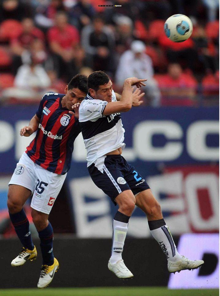 Gimnasia La Plata lo dio vuelta y prolongó la racha negativa de San Lorenzo