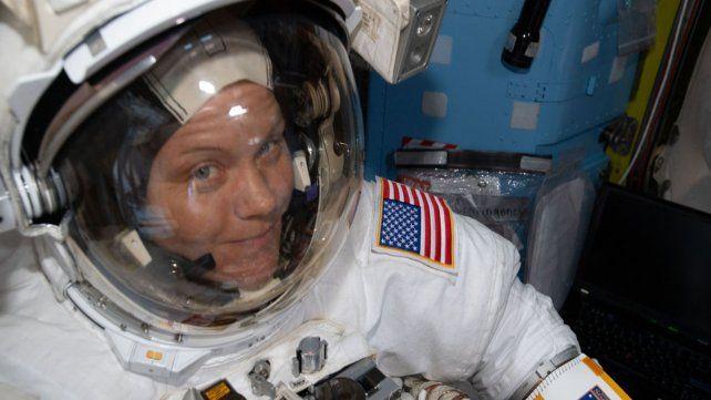 Una astronauta podría convertirse en la primera delincuente del espacio