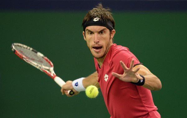 Mayer remontó el partido con un juego sólido y se llevó un merecido triunfo. (Foto: AFP)