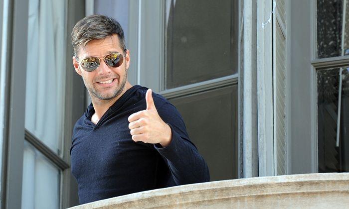 Las rosarinas esperan con ansias el show que dará Ricky Martin esta noche en Rosario