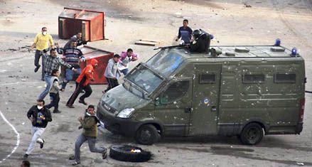 Se extienden las protestas en Egipto y entra en escena un líder opositor