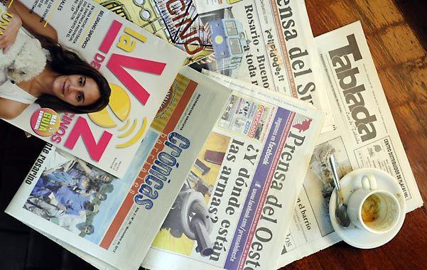 A leer. Las publicaciones barriales se adentran en las historias más íntimas de los vecinos de la ciudad.