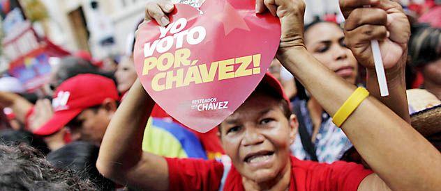 Dolor popular. La militancia chavista se aferra a la figura de su líder y no parece admitir hoy a otro dirigente.