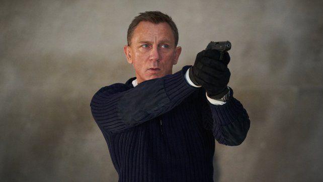 La última película de James Bond