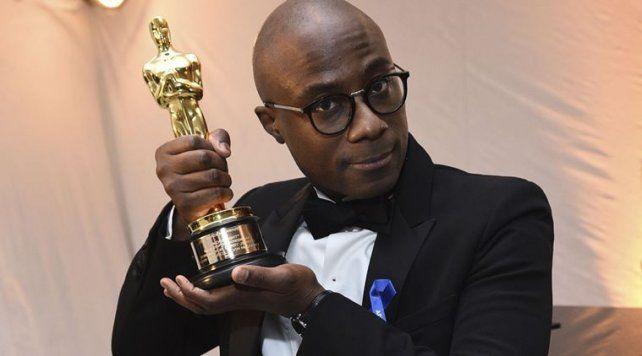 """El director Barry Jenkins, ganador de cinco Oscar en 2016 por """"Moonlight"""" a mejor película, director, actor y actriz secundarios y guión adaptado."""
