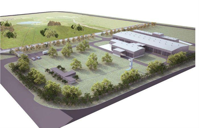 Regional. El complejo está pensado para recibir reiduos de al menos cinco localidades.