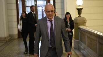 El ex fiscal Gustavo Ponce Asahad.