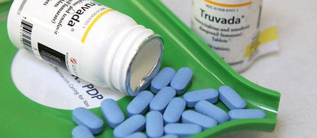 El Truvada combina 200 miligramos de emtricitabina y 300 miligramos de tenofovir disoproxil fumarato.