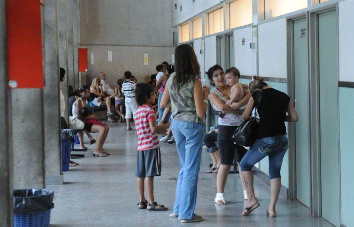Durante el fin de semana fueron más de un 30 por ciento los afectados por cuadros esperables por los golpes de calor.