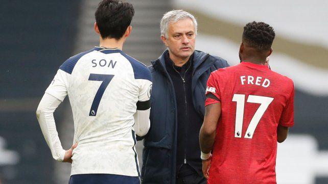 José Mourinho cerró el 2020 con los Spurs arriba en la Premier