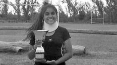 Lucila Norre jugaba al rugby para el Mackenna Rugby Club