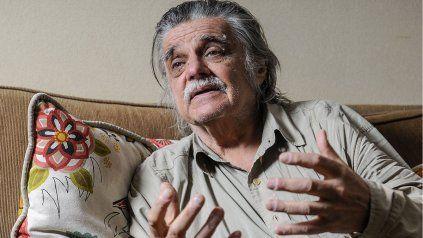 Covid-19: murió el escritor, sociólogo Horacio González
