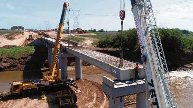 ahorro. La conexión permitirá bajar los costos logísticos.