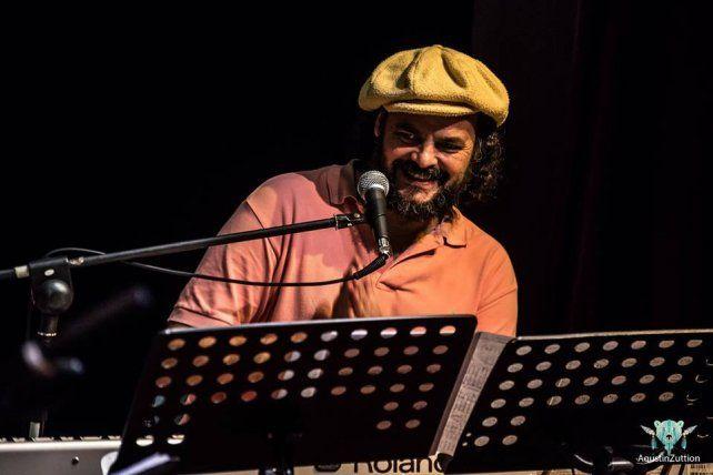 Artistas. Actuarán Carlos Aguirre (foto)y la Compañía de Danza Afro Odara