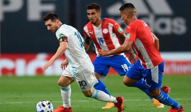 Argentina y Uruguay jugarán en Santiago del Estero por la quinta fecha de las eliminatorias