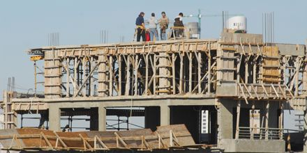 El ajuste de la construcción golpea a Santa Fe
