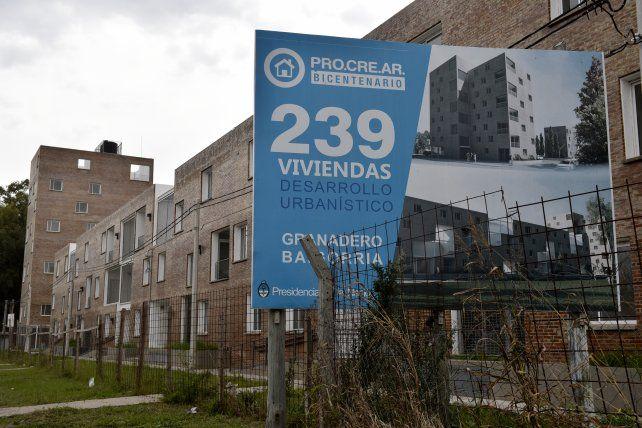 El Procrear es un programa de viviendas creado en 2012 durante el gobierno de Cristina Fernández de Kirchner.