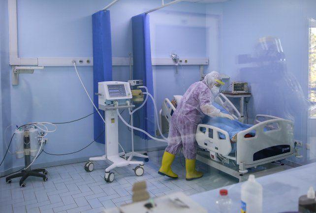 Fallecieron nueve rosarinos por coronavirus, y ya son 127 las víctimas fatales