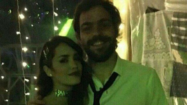 ¿Donde hubo fuego, cenizas quedan? Lali Espósito y Peter Lanzani, juntos en un casamiento