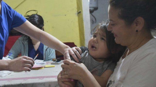 Déficit. En lo que va de 2019 se recibió apenas el 25 por ciento de la cantidad de vacunas que estaban previstas para los chicos.