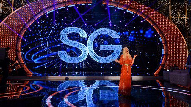 Estrella. Susana Giménez es hoy una de las principales figuras del canal y calienta la pantalla los domingos.