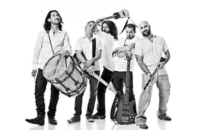 """Arbolito. La banda despide hoy """"Mil colores"""" en Distrito 7."""
